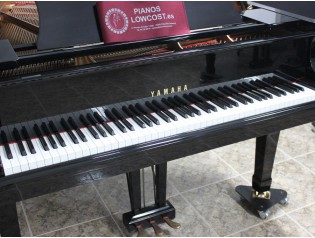 PIANO DE COLA YAMAHA C2 NEGRO