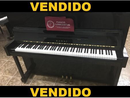 Piano Vertical Kawai CX21. 121cm. Reestreno. De ocasión como nuevo. Similar K300.  TRANSP. GRATUITO.