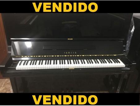 Piano Vertical Yamaha U3M con Silent. 131cm. Nº Serie superior a 3.290.000. TRANSP. GRATUITO.