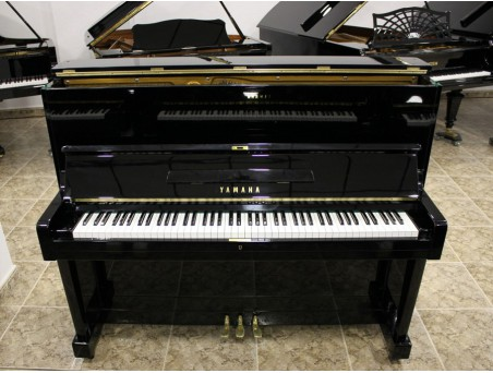 Piano Vertical Yamaha U1. Nº Serie 2.050.000 Revisado. Negro. 121cm. TRANSPORTE GRATUITO.