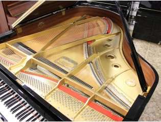 PIANO DE COLA KAWAI RX3 NEGRO 186CM