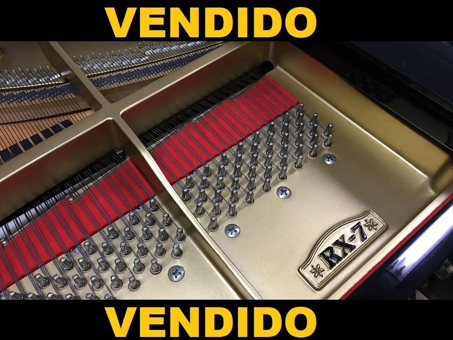 PIANO DE COLA KAWAI RX7 PIANOS LOW COST.ES VALENCIA
