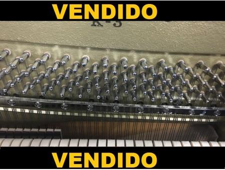 Piano Vertical Kawai K3. 121cm. Reestreno. De ocasión como nuevo. Similar K300.  TRANSP. GRATUITO.