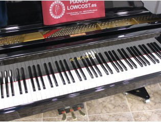 PIANO COLA KAWAI SEGUNDA MANO KG5 RENOVADO 15 AÑOS GARANTIA