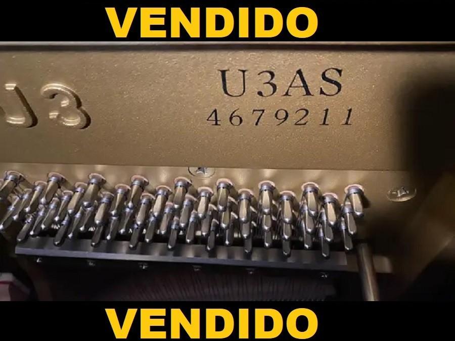 piano yamaha u3as