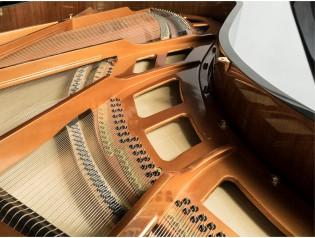 Piano cola Auditorium 275 cm blanco nuevo a estrenar....