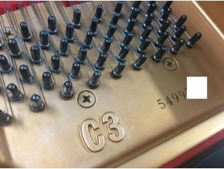 piano cola yamaha c3 segunda mano revisado similar c3x