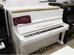 piano yamaha blanco
