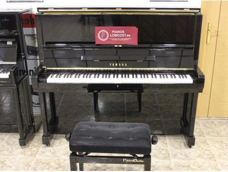 Piano Vertical Yamaha U2, U2E, U2F. Nº Serie 410.000-1.000.000. 126cm. TRANSPORTE GRATUITO.