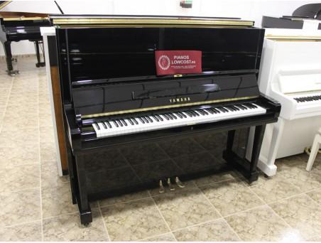Piano Vertical Yamaha U3, U3H. Nº Serie 1.400.000-2.000.000. Negro. 131cm. TRANSPORTE GRATUITO.