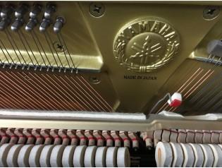 piano vertical yamaha con disklavier original