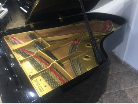 Piano cola Yamaha C7. 227cm. Nº serie 500.000-1.000.000. Negro. TRANSPORTE GRATUITO.