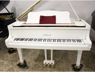PIANO COLA BLANCO YAMAHA G2