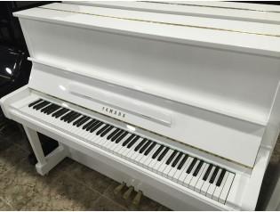PIANO YAMAHA BLANCO PIANOS LOW COST