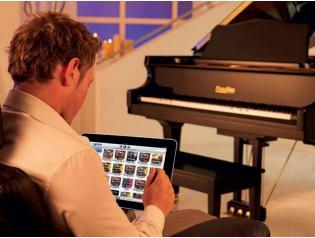 Sistema player de Piano Disc, similar a Yamaha...