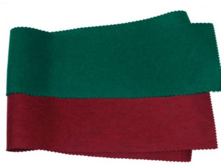 Cubre teclas, cubre teclado para pianos disponible en varios colores rojo verde negro...