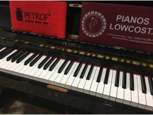 piano vertical petrof pianos low cost
